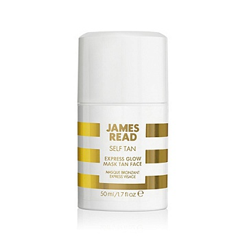 Экспресс-маска для лица автозагар EXPRESS GLOW MASK TAN FACE - James Read