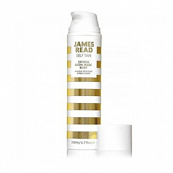 Экспресс-маска для тела автозагар EXPRESS GLOW MASK TAN BODY - James Read